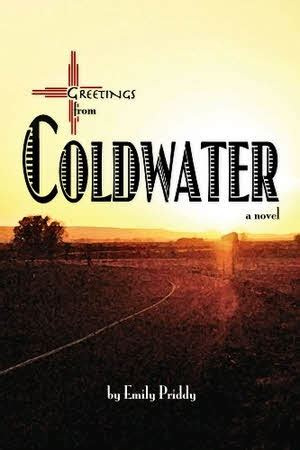 coldwater books book review greetings from coldwater emily priddy denny