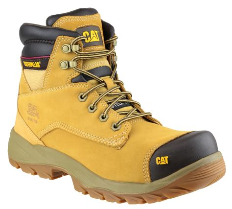 Caterpillar S7 Safety Boot caterpillar safety boots spiro honey safety boots r us