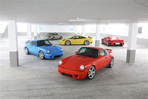 Porsche Tuning Uk by Renowned Porsche Tuner Ruf Officially Enters The Uk Market