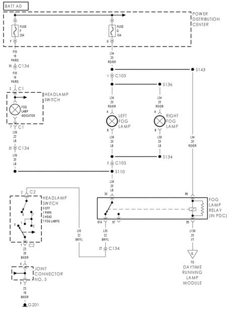 2004 dodge ram 2500 light wiring diagram 2006 dodge
