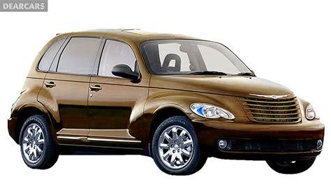 chrysler pt cruiser fuel consumption chrysler pt cruiser 2 0i limited minivan 5 doors
