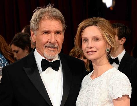 Harrison Ford And Calista Flockhart Are Engaged by Calista Flockhart Begs Husband Harrison Ford To Stop