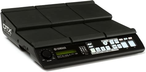 Yamaha Multi 12 yamaha dtx multi 12 electronic percussion pad sweetwater