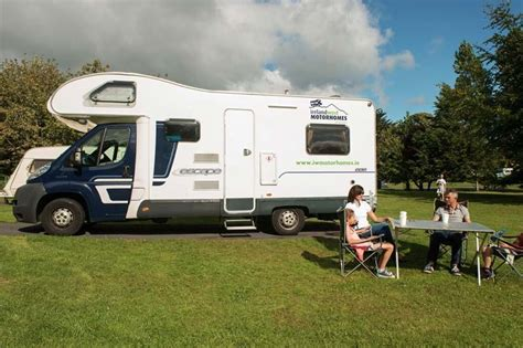 Spotless House camping and caravans westport house