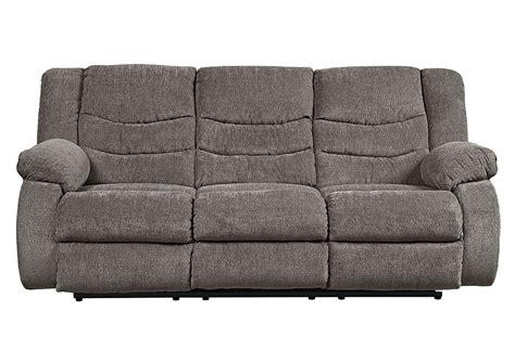 tulen reclining sofa reviews hornell furniture outlet tulen gray reclining sofa