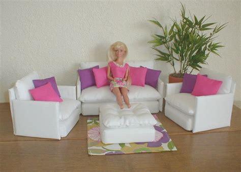 barbie living room set barbie furniture living room set barbie furniture diy