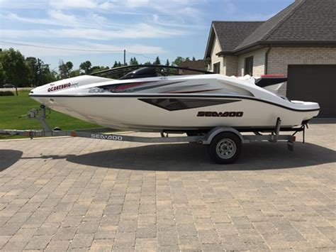 jet boats for sale winnipeg sea doo speedster 200 510hp 2010 used boat for sale in