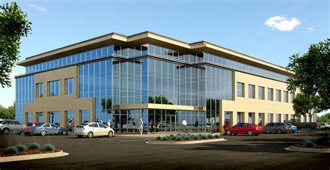Online 3d Rendering office building 3d rendering brought to you by xr3d studios