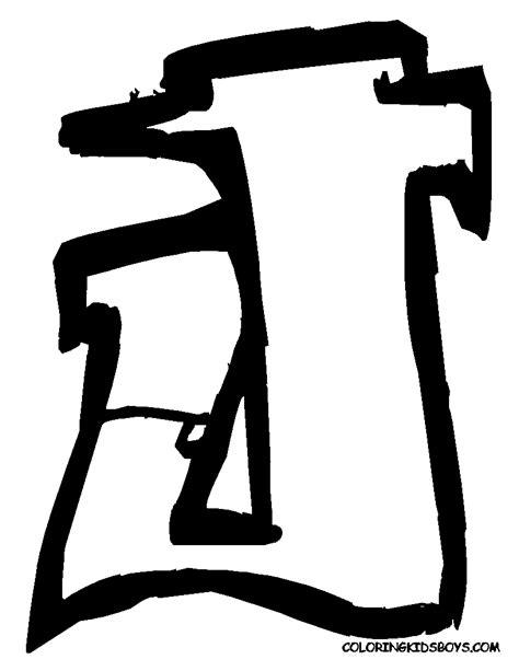 graffiti alphabet letter  sketches design  grafiti makmu