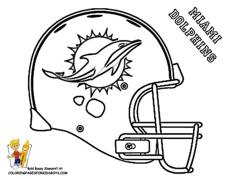 coloring pages of miami dolphins nfl helmet coloring pages coloring home