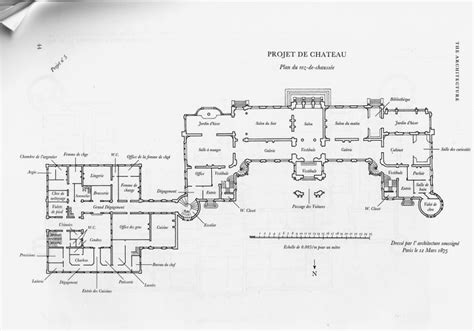 Waddesdon Manor Floor Plan Addams Family House Plans | waddesdon manor floor plan 102 best waddesdon manor images