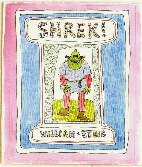shrek picture book michael sporn animation splog 187 steig children s books