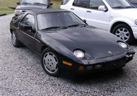 sell used 1984 porsche 928 great fixer or parts car