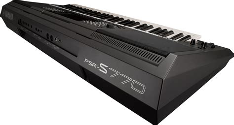 Yamaha Psr S770 Arranger psr s770 arranger workstation keyboard