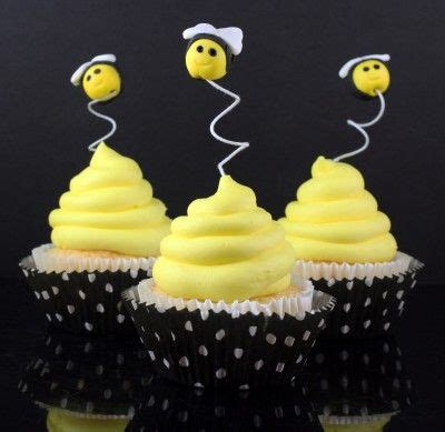 25 best ideas about bee cupcakes on bumble
