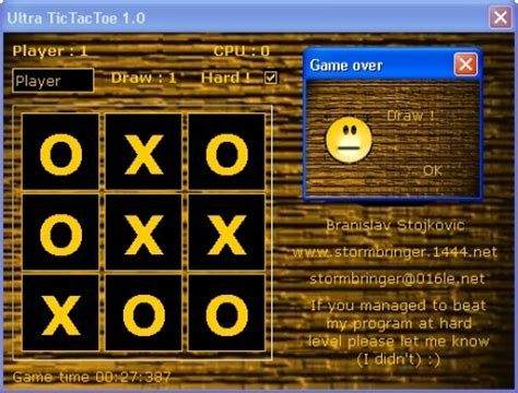 impossible game full version free online no download impossible to beat tic tac toe game full version free