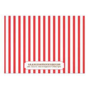 kids birthday invitation circus invitation card