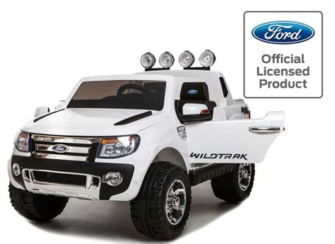 Jeep Ride On Licensed Ford Ranger 12v 4x4 Jeep Electric Ride On