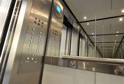elevator glass interior decoration  grayglass