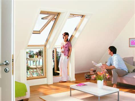 Dachfenster VELUX CABRIO?   Dachfenster   Baumann Holzbau