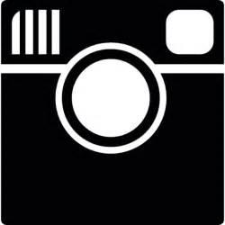 White Instagram Logo Outline by Logo Instagram T 233 L 233 Charger Icons Gratuitement