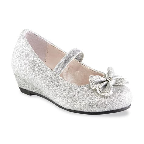 A Silver Dress Shoes by Wonderkids Toddler S Silver Dress Shoe