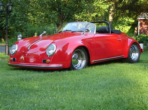 Replica Porsche by 100 Porsche 356 Replica Porsche Speedster Widebody