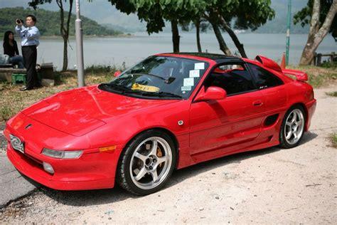 Toyota Mk2 Toyota Mr2 Mk2 1989 1999