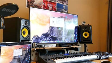 bedroom music studio setup image gallery home recording studio setup