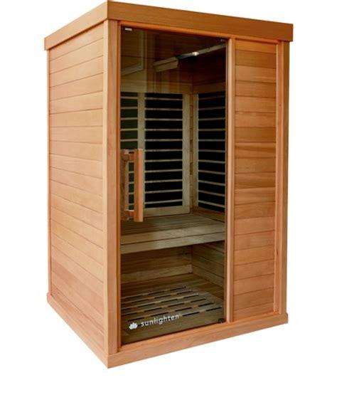 Far Infrared Sauna Detox Program by Signature Series 2 Two Person Far Infrared Home Sauna
