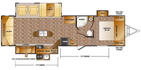 sunset trail rv floor plans 2015 crossroads rv sunset trail reserve fifth wheel series