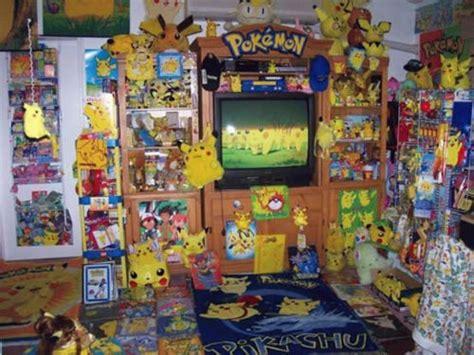 pokemon bedroom decor pokemon room mostly pikachu room ideas