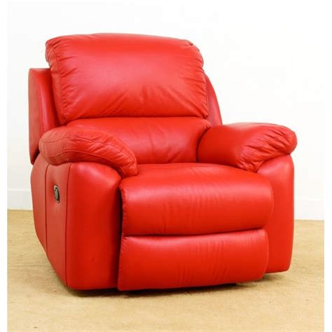 lazboy power recliner at smiths the rink harrogate