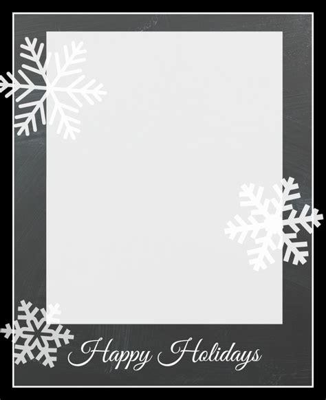 free online printable christmas card templates merry christmas