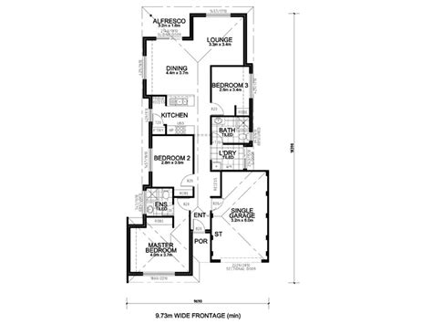10m frontage house designs house and land packages perth wa first home buyers perth wa
