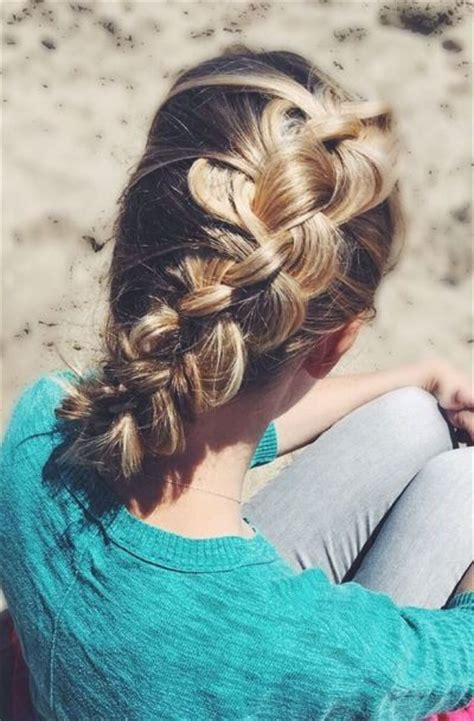 try new hairstyles virtually 360 degree 70 cute french braid hairstyles when you want to try