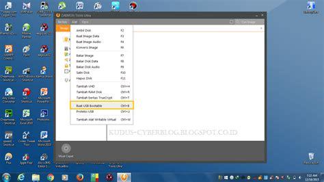 membuat file iso menggunakan daemon tool cara membuat bootable flashdisk menggunakan daemon tools