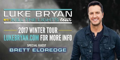 luke bryan kill the lights tour luke bryan adds 2017 kill the lights tour dates with