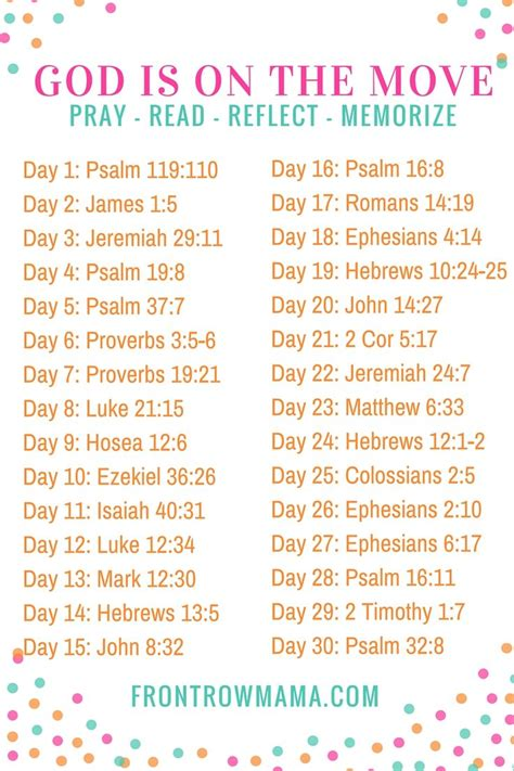 30 day devotional a journey to spiritual growth books god is on the move 30 day scripture writing plan set