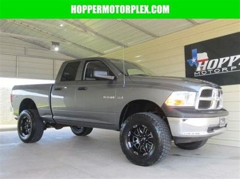 2010 dodge ram 1500 extended cab purchase used 2010 dodge ram 1500 extended cab slt 4x4