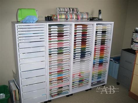 how to store craft paper 32 best images about paper storage on