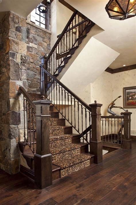 extraordinary wrought iron staircase  carpet stair