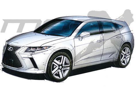 Next Generation Lexus Ct200h by Lexus Ct Next Generation Sketch