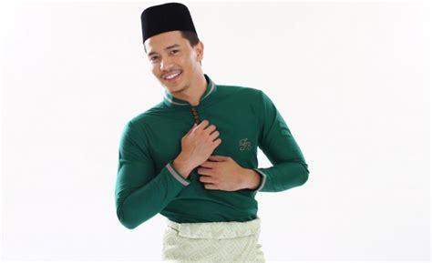 film malaysia fattah amin fattah amin only gets a short break this hari raya star2 com