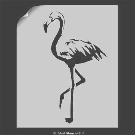 home decor stencils flamingo home decor stencil ideal stencils
