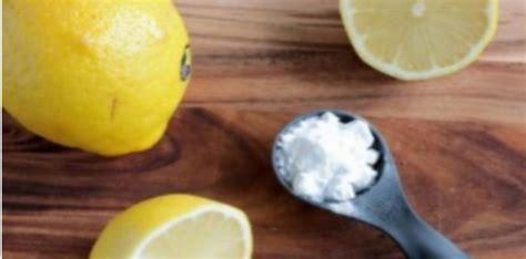 à quoi sert le bicarbonate de soude en cuisine 192 quoi sert le citron avec du bicarbonate de soude sant 233