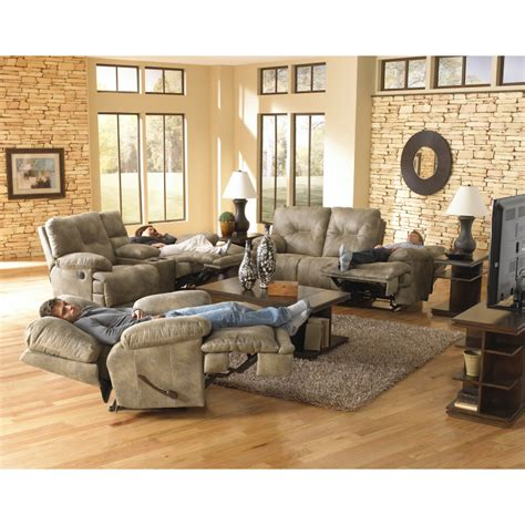 power reclining sofa and loveseat voyager reclining sofa loveseat by catnapper