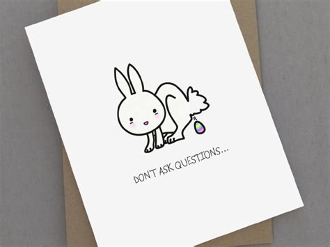 A Greeting An Advice A Question On Easter 18 funniest easter cards to send to your friends pleated