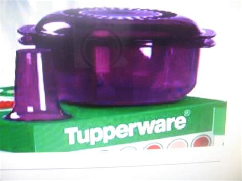 Rice Smart Purple Tupperware tupperware rice collectibles