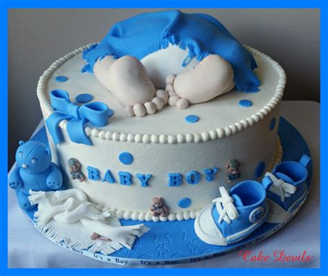 Baby Shower Cake Decorations Boy by Baby Baby Shower Cake Topper Handmade Edible